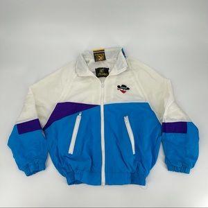 Vintage NWT Skoal Bandit zip up jacket size small